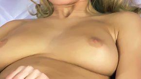 Zoe McDonald, Amateur, Banana, Bed, Big Pussy, Big Tits