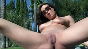 Sunglasses, Amateur, Banana, Big Ass, Big Pussy, Brunette