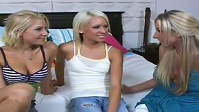 Nikki Love, 3some, Ass, Babe, Beauty, Blonde