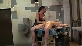 Mandy Bright, Basement, BDSM, Bitch, Blindfolded, Bondage