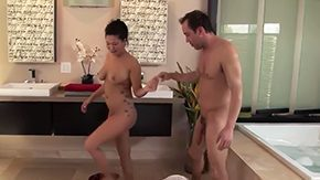 Jacuzzi, 69, Asian, Asian Big Tits, Babe, Ball Licking