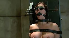 Pussi Torture, Basement, BDSM, Blindfolded, Bondage, Bound