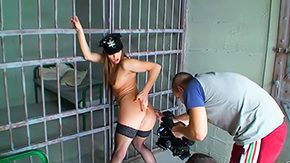 Eliska Cross, Angry, Cop, High Definition, Heels, Humiliation
