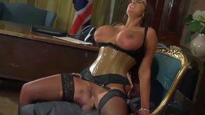 Free Danny D HD porn Kinky politician Danny D needs some pleasure gent invites this busty dark brown Emma Arse to his office relaxation her nice globes avid kisser constricted pussy gash