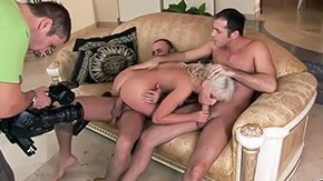 HD Alexandra Cat Sex Tube Blonde call girl Alexandra Cat with dark coarse make up natural boobs gives boss to lads gathers her tight wazoo demolished at photo