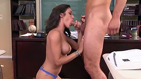 Capri Cavanni, Ball Licking, Banging, Big Cock, Big Natural Tits, Big Pussy