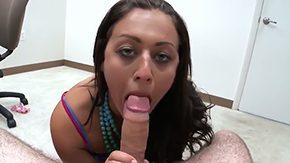 Boobs Sucking High Definition sex Movies Long-haired indecent brunette hair Natalia Moore with juicy tits stout round butt in colorful undies gets nude at collision sucks buckram cock in point