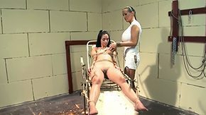 Mandy Bright, Ball Kicking, Ball Licking, Ballbusting, BDSM, Dirty