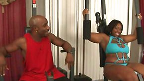 BBW High Definition sex Movies ExGhettoGf: Beamy gloomy son banged in be passed on gym