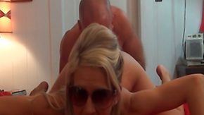 Old Lady, Amateur, Babe, Bedroom, Bend Over, Blonde
