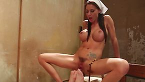 Nun, Big Pussy, Big Tits, Boobs, Church, Fake Tits
