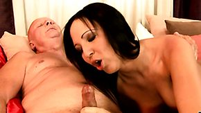 Grandfather, Amateur, Babe, Blowjob, Brunette, Grandfather