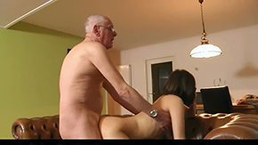 Uncle, Aged, Aunt, Bend Over, Blowjob, Dad