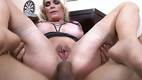 Reverse Cowgirl, Anal, Assfucking, Blonde, Boots, Cougar