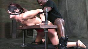 Bondage, BDSM, Blindfolded, Bondage, Bound, Brunette
