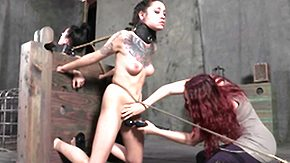 Food, BDSM, Black, Black Mature, Bondage, Bound