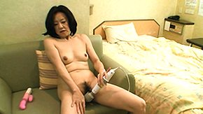 Money, Asian, Asian Granny, Asian Mature, Blowjob, Creampie