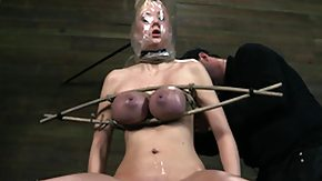 Mask HD Sex Tube Indubitably Unending Boobs Torturing