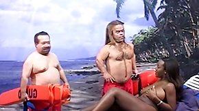Midgets, 3some, Big Ass, Big Cock, Big Pussy, Big Tits