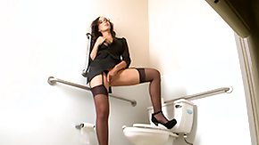 Toilet, Anal Finger, Ass, Ass Licking, Bath, Bathing