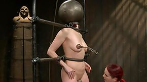 Punishment, BDSM, Bondage, Boobs, Bound, Fingering
