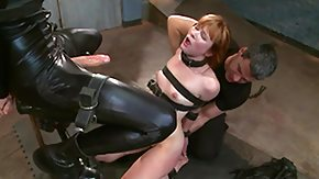 Latex, BDSM, Big Cock, Big Tits, Blowjob, Boobs