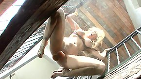Ann, Big Tits, Blonde, Blowjob, Boobs, Boots