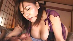 Asian Mature, Asian, Asian Big Tits, Asian Mature, Big Tits, Blowjob