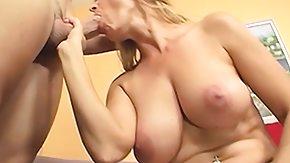 Screaming, Big Cock, Big Pussy, Big Tits, Blonde, Blowjob