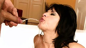 French Fetish, Blowjob, Brunette, Cumshot, French Fetish, Fucking