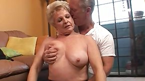 Grandma, Blowjob, Champagne, Experienced, Grandfather, Grandma