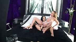 Angelina Wild, Blonde, Brunette, Lesbian, Lesbian Teen, Sex