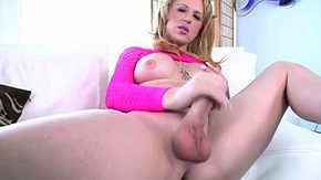 Juliette Stray, Crossdresser, Futanari, Ladyboy, Shemale, Shemale Cumshot