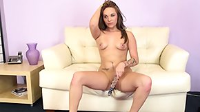 HD Tegan Summers Sex Tube Tegan Summers squats down whilst caning her total lil' fairy