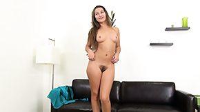 Dani Daniels, Brunette, Fur, Hairy, Masturbation, Solo