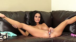 Ava High Definition sex Movies Ava plays with her big tits amid conjunction with sticks her bottoms amid her boiish male