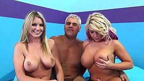 Heidi Hollywood, 3some, Angry, Best Friend, Blonde, California