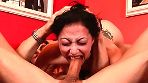 Veronica Jett, Blowjob, Brunette, Crying, Cumshot, Fetish