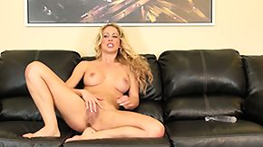 Cherie Deville, Big Tits, Blonde, Boobs, Dildo, Masturbation