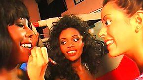 Lesbian Seduction, Amateur, Black Amateur, Black Lesbian, Brunette, Lesbian