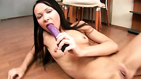 Toy, Babe, Brunette, Cute, Pretty, Sex