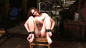 Tied, BDSM, Blonde, Bound, Dildo, Dominatrix