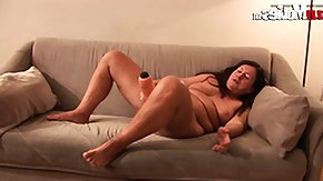 Mature Big Tits, Amateur, Big Tits, Boobs, Brunette, Dildo