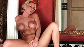 Foxx, Big Clit, Big Tits, Blonde, Boobs, Clit