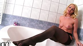 Pantyhose, Allure, Babe, Bath, Bathing, Bathroom