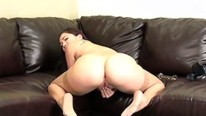 Dildo Throat, Anal Toys, Asian, Asian Big Tits, Ass, Babe