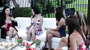 Tera HD porn tube Tera enjoys the the outdoors the sun betwixt her skin and the company of other women