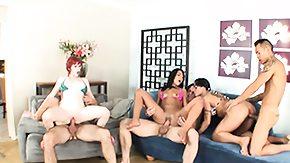 Ember James HD porn tube Mahina Zaltana Ember James further Zoey Nixon thrashing in a hardcore orgy