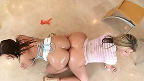 Lexxxi Lockhart, Big Ass, Blonde, Brunette, Lesbian, Lesbian Toys