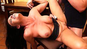 Vanilla Deville, Babe, Big Tits, Blowjob, Boobs, Brunette